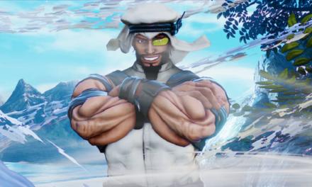 Rashid llega con vientos huracanados a Street Fighter V