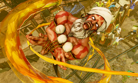 Dhalsim llega para anunciarnos la fecha de salida de Street Fighter V