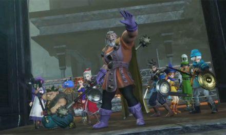 Trailer de lanzamiento de Dragon Quest Heroes