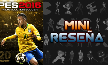 Mini-Reseña Pro Evolution Soccer 2016