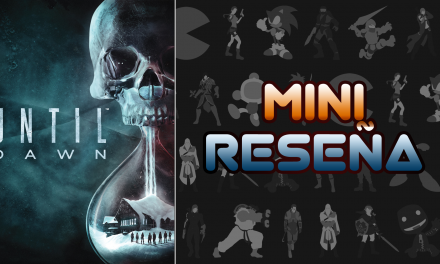 Mini-Reseña Until Dawn