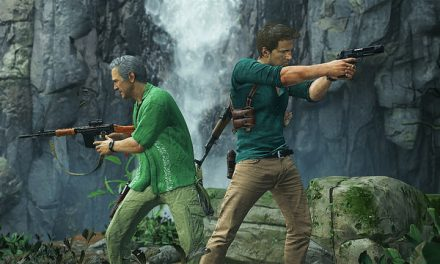 Por fin tenemos un primer vistazo al multiplayer de Uncharted 4: A Thief's End