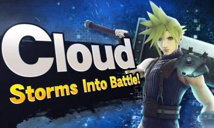 Genuinamente pasó lo inesperado: Cloud llega a Super Smash Bros. for Wii U