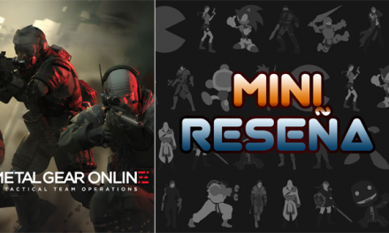 Mini-Reseña Metal Gear Online