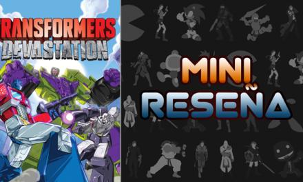 Mini-Reseña Transformers: Devastation