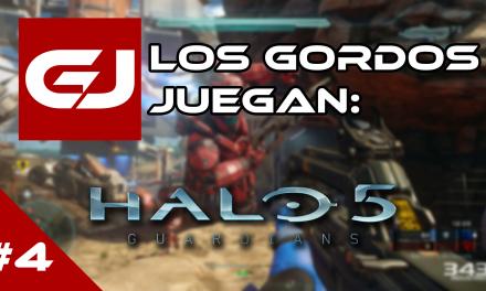 Los Gordos Juegan: Halo 5: Guardians – Parte 4