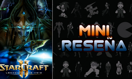 Mini-Reseña StarCraft II: Legacy of the Void