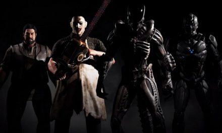 Nueva tanda de personajes para Mortal Kombat X
