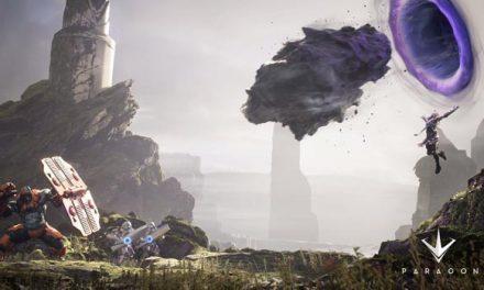 Epic Games presenta su nuevo MOBA, Paragon