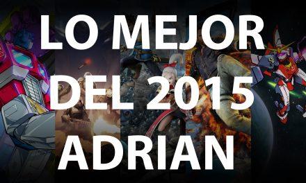 Lo Mejor del 2015: Recomendaciones de Adrián