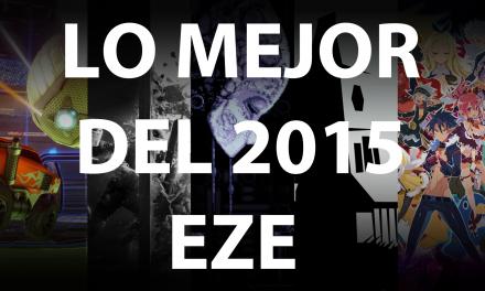 Lo Mejor del 2015: Recomendaciones de Eze