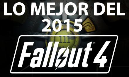 Lo Mejor del 2015: Fallout 4