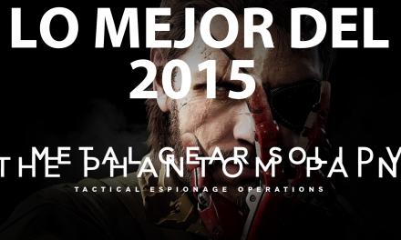 Lo Mejor del 2015: Metal Gear Solid V: The Phantom Pain