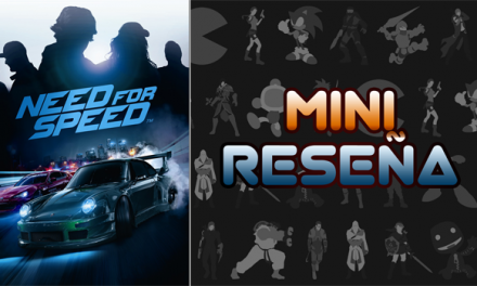 Mini-Reseña Need for Speed