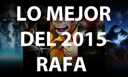 Lo Mejor del 2015: Recomendaciones de Rafa