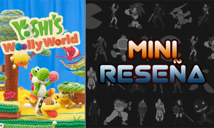 Mini-Reseña Yoshi's Wolly World