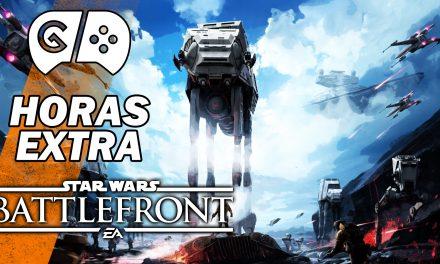 Gordeando con: Star Wars Battlefront