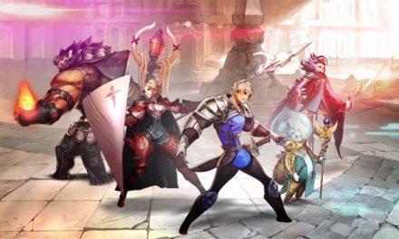 Zodiac: Orcanon Odyssey estará disponible en el PS4 y el PS Vita