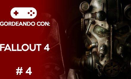 Gordeando con: Fallout 4 – Parte 4