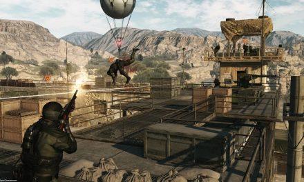 Hoy 12 de Enero podrás acceder a Metal Gear Online en la PC