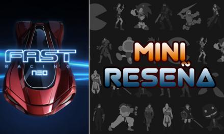 Mini-Reseña FAST Racing NEO