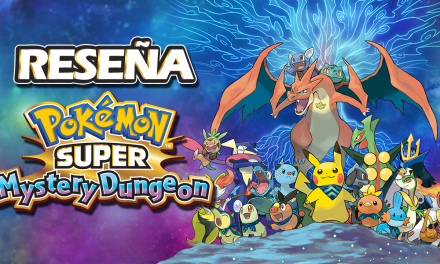 Reseña Pokémon Super Mystery Dungeon