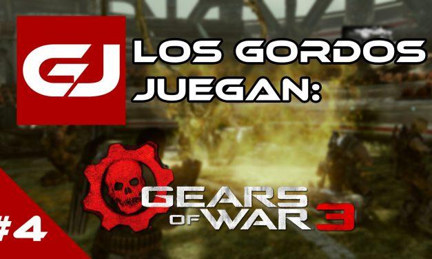 Los Gordos Juegan: Gears of War 3 – Parte 4
