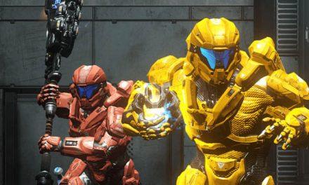 Nuevo contenido llegará a Halo 5 este 2016