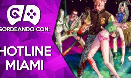 Gordeando con: Hotline Miami