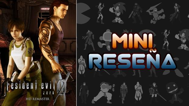 Mini-Reseña Resident Evil 0 HD Remaster