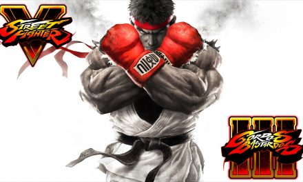 Reseña Street Fighter V