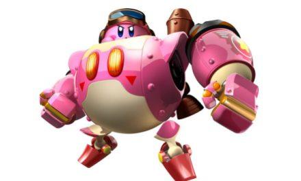 Kirby tendrá un nuevo juego en el 3DS y podrás usar un mecha