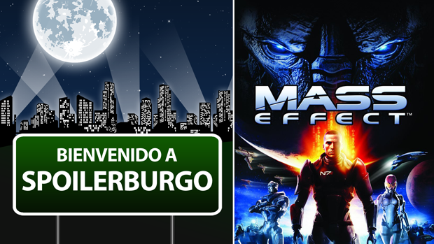 Spoilerburgo: Mass Effect