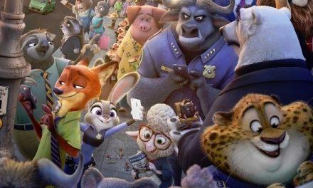 Cine 132: Zootopia