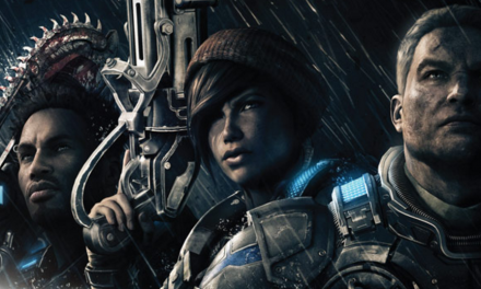Primer trailer de Gears of War 4