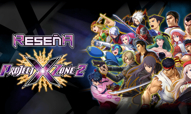 Reseña Project X Zone 2