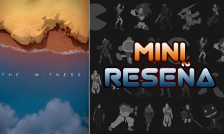 Mini-Reseña The Witness