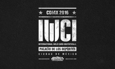 Riot Games the invita al International Wild Card Invitational en la Ciudad de México
