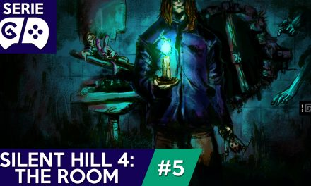 Gordeando con: Silent Hill 4 The Room – Parte 5