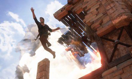 Comencemos la semana con 15 minutos de nuevo gameplay de Uncharted 4