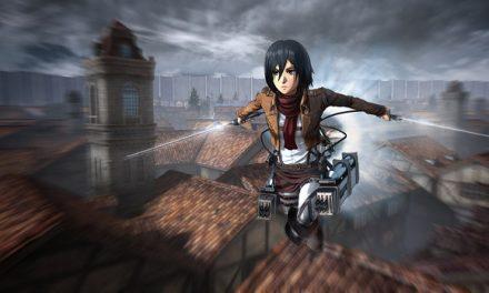 El juego de Attack on Titan llegará a nuestras tierras en agosto