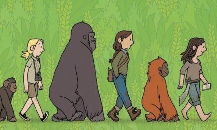 Cómics 73: Primates