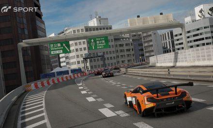 Gran Turismo Sport llegará en Noviembre