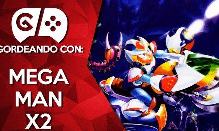 Gordeando con: Mega Man X2
