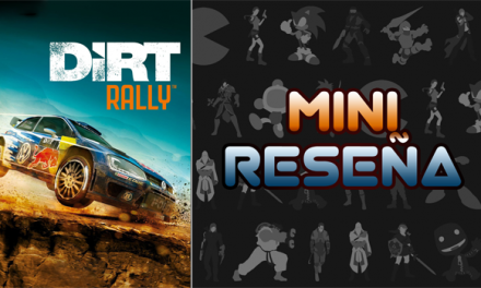 Mini-Reseña DiRT Rally