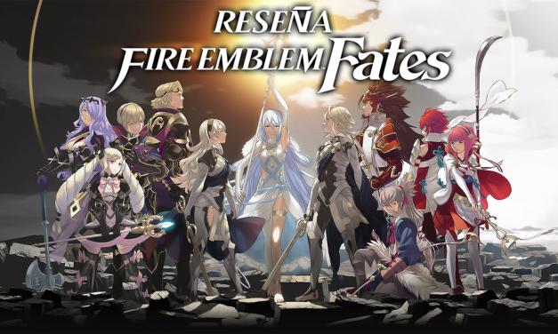 Reseña Fire Emblem Fates