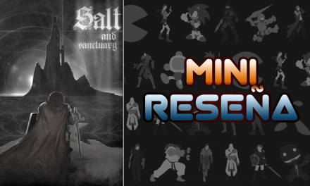 Mini-Reseña Salt and Sanctuary