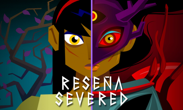 Reseña Severed