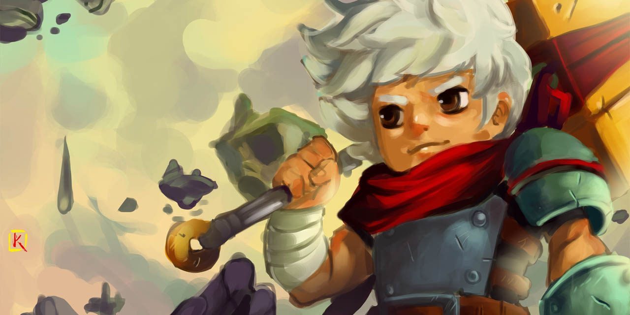 Wallpaper Serie Gordeando: Bastion