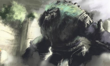 Wallpaper Serie Gordeando: Shadow of the Colossus